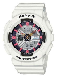 Casio Armbanduhr  BA-110SN-7AER versandkostenfrei, 100 Tage Rückgabe, Tiefpreisgarantie, nur 119,00 EUR bei Uhren4You.de bestellen