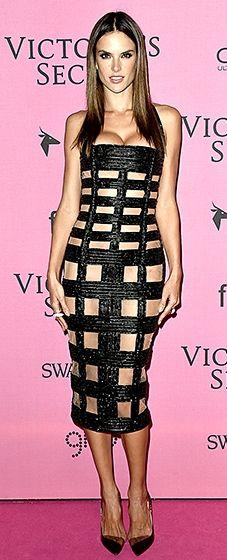 Alessandra Ambrosio: 2014 Victoria's Secret Fashion Show Afterparty