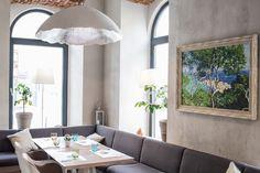 Interior And Exterior, Restaurant, Room, Bedroom, Diner Restaurant, Rooms, Restaurants, Rum, Peace