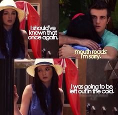Jenna and Matty Awkward. Season 4 Episode 20  Why so stupid MATTY!?!