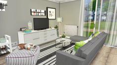 Sims 4 - Ikea Room - Kitchen   Livingroom (Download   CC Creators List)
