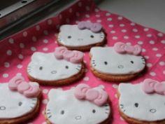 hello kitty koekjes | www.cakemadness.nl