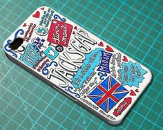 Jacksgap Cover  iPhone 4 4S iPhone 5 5S 5C and by FeelTheLyrics, $12.99