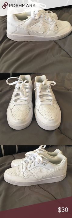Nike air force shoes. Wore once Nice Air Force shoes worn once Nike Shoes Sneakers
