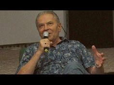 Prof. Stanislav Grof in a relaxed Student-Talk on Peyote-Ceremony´s, War...