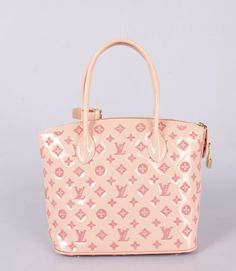 Louis Vuitton Tas Roze