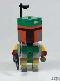 Boba Fett Lego Cube Dude @Evan Sharp