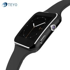 Smartwatch with curved display Take another 20% when used code TEYO   at secure checked out offer expires June 20, 2017,   can not make an offer for this product      Free shipment  TEYO X6 Sports Smart Watch Android Smartwatch HD Curved Display