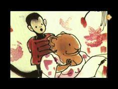 Aap krijgt een brief (digitaal prentenboek) - YouTube