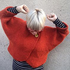 A very easy designer knitting pattern. Suitable for the new to knitting, or the experienced knitter who would like a quick and easy knitting pattern.