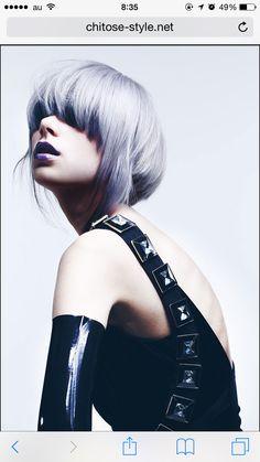 山本一志 Creative Hairstyles, Creative Photos, Hair Designs, Girl Fashion, Make Up, Naha, Beauty, Hairdos, Women's Work Fashion