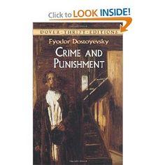 An examination of the story of raskolnikov in crime and punishment by fyodor dostoyevsky
