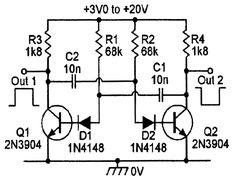 electrical and electronics engineering basic oscillator feedback rh pinterest com