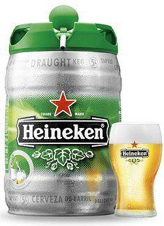 Heineken Mini Keg 5l #Heineken