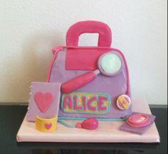 Doc McStuffins Cake - Torta Dottoressa Peluche