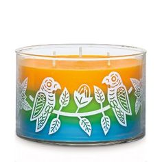 Product image of Rio Layered 3-Wick Jar Candle