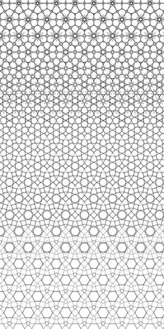 Tessellation Gradients #pattern