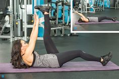 Target your abs from different angles, master the challenge of instability, and build a strong core with this 5-move workout!