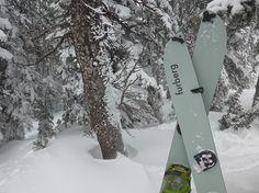 Splitmode deep in the Tetons. http://mtnweekly.com/reviews/snowboards/snowboard-reviews/furberg-freeride-splitboard-review