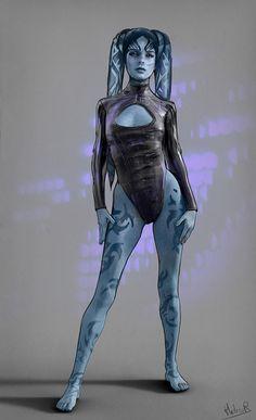 Absolutely agree naked star wars alien girls