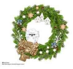 Wreath - Winter - Christmas