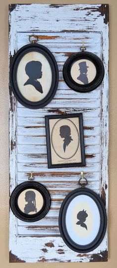 Shabby Love: Silhouette Collection