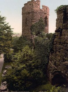 Water tower, Chester England
