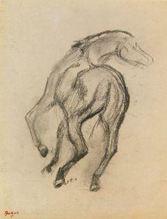 EPPH   Degas' Galloping Horse (n.d.)