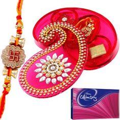 Premium Rakhi Gift Box Combo Rs 781/- http://www.tajonline.com/rakhi-gifts/product/r4092/premium-rakhi-gift-box-combo/?aff=pint2014/