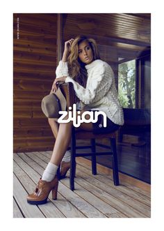 ZILIAN FW-15/16  // Country Road