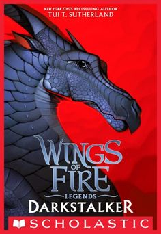 A special edition prequel to the Wings of Fire series is told in alternating chapters that take readers back in time to the dragonet origin stories of Clearsight, Fathom and Darkstalker. By the best-selling author of the Seekers series.