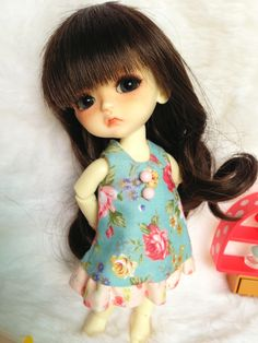 dress for lati doll
