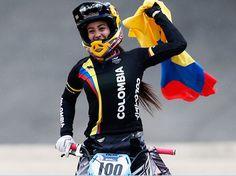 Bmx Racing, Rio 2016, Bmx Bikes, Great Women, Athletic Women, Motocross, Mountain Biking, Motorcycle Jacket, Cycling