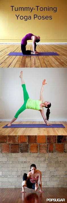 Feel the Belly Burn With These Tummy Toning Yoga Poses