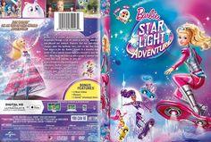 Barbie: Star Light Adventure  Latino Inglés  Barbie: Star Light Adventure DVDR | NTSC | VIDEO_TS | 3.49 GB | Audio: Español Latino 5.1 Inglés 5.1 | Subtítulos: Español Latino Inglés | Menú: Si | Extras: Si  Título original: Barbie: Star Light Adventure Año: 2016 País: Estados Unidos Director: Andrew Tan Michael Goguen Reparto: Animation Productora: Mattel / Arc Animation and Visual Effects Género: Animación. Aventuras. Ciencia ficción. Infantil | Aventura espacial  Barbie y su mascota…
