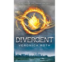 Divergent. Best book ever!