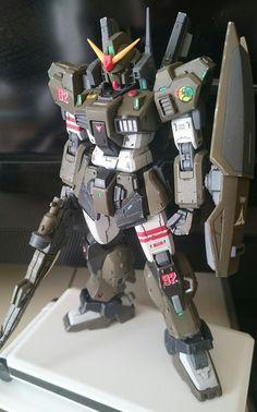 Gundam Mk-II SNIPER CUSTOM サブ画像1