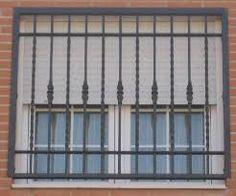 resultado de imagen para rejas modernas para ventanas