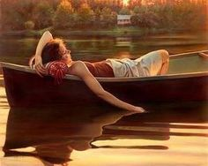 Turn off your mind, relax, and float downstream. | John Lennon