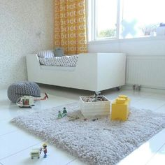 Modern Kids room - fine photo