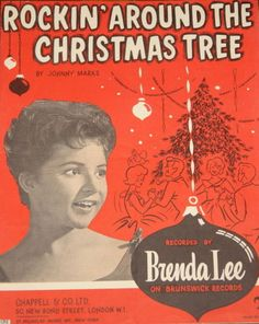 Brenda Lee, Two Page Vintage Clipping | 1950's Music | Pinterest ...