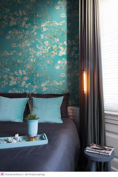Vincent van Gogh behang van BN Wallcoverings