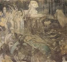 Sphinx Jan Toorop.