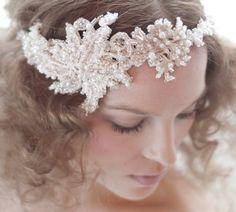 #headpiece #wedding #bridal www.parantparant.se