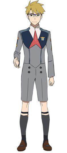 TVアニメ「ダーリン・イン・ザ・フランキス」2018年1月放送開始