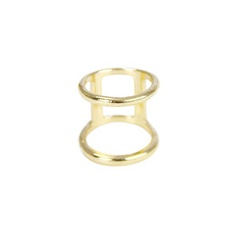 Parallel Ring Gold, $18, now featured on Fab.