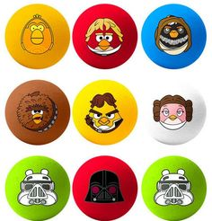 Angry Birds Star Wars!!