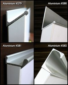 Aluminium Extruded Profile Handle for Furniture/Cabinetry Use #extrudedhandle…