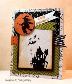 My Blog: Gina K Spooktacular You Inspiraton Hop!