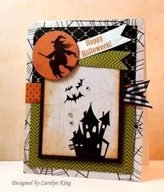 My Blog: Gina K Spooktacular You Inspiraton Hop!